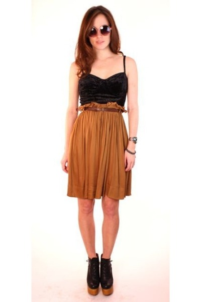 camel ShopGoldiecom skirt