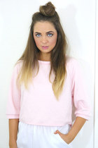 Pink Blush Sweatshirt