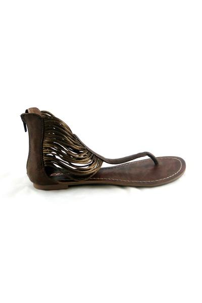 GoMax sandals