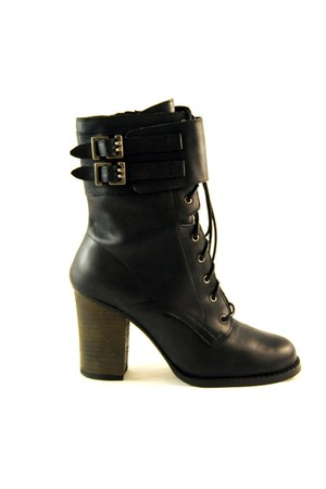 leather Chinese Laundry boots