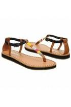 pu Report sandals