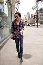 Urban-outfitters-shirt-urban-outfitters-sunglasses-j-brand-jeans-nine-west