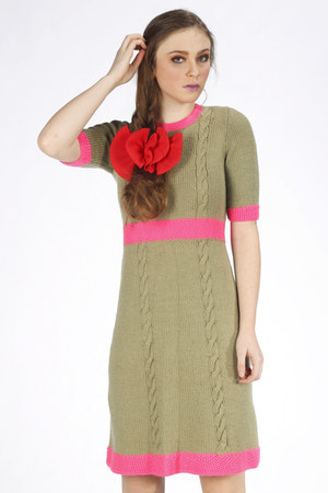 nude easter sale dress