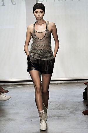 American Apparel intimate - Natalie Encarnita dress - Target GO International ve