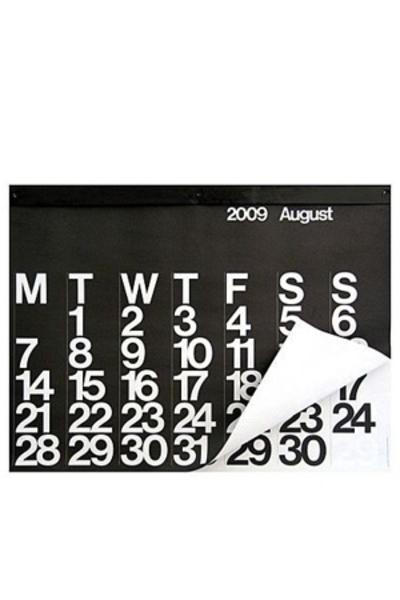 La Garconne calendar - chic reward give away