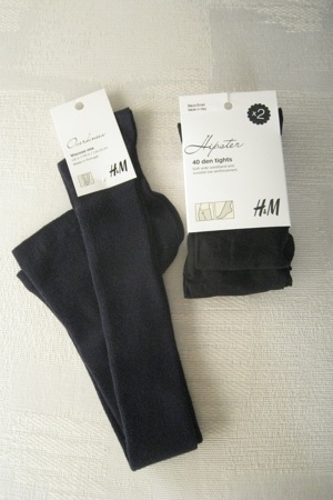 H&M socks - H&M tights