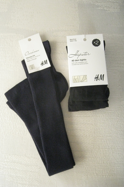 H&M socks - H&M tights