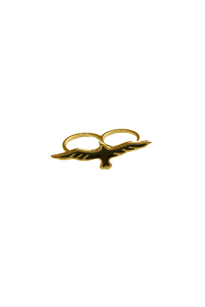 gold Forever 21 accessories