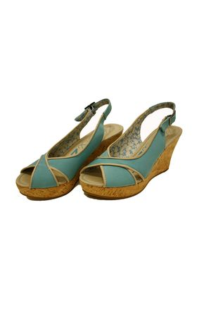 blue payless shoes