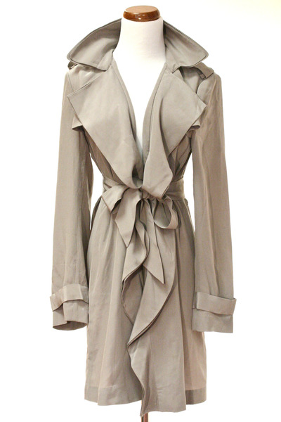 gray ann taylor jacket