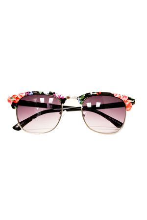 black Urban Outfitters glasses