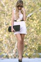 Queens Wardrobe dress - Menbur heels