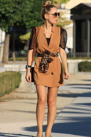 H&M vest - NINA & CO shirt