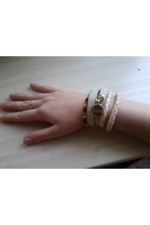 leather Roxann bracelet