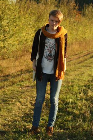 wool Zara scarf