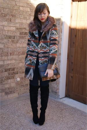 BB Dakota coat - urbaong boots