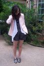 Moms-blazer-f-21-shorts