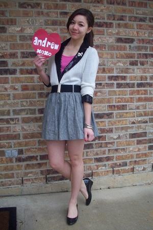 Forever 21 blazer - Forever 21 skirt - Forever 21 accessories