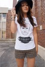White-fashion-royaltee-t-shirt