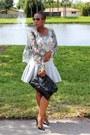 Silver-scuba-h-m-skirt