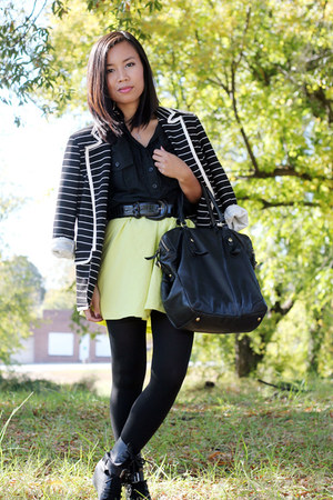Forever 21 skirt - Margot bag