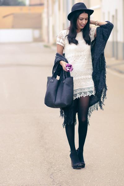 BLANCO dress - Sheinside jacket