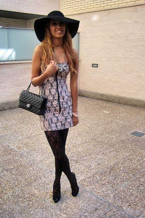pink BLANCO dress