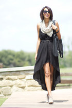 Oysho dress - Primark boots