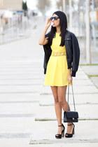 yellow AX Paris dress