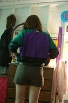 nike jacket - shorts