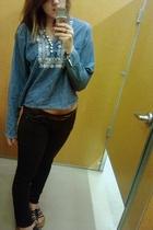 skirt - f21 pants