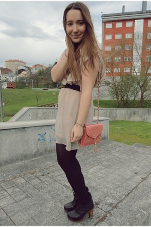 vidrio shoes - New Yorker dress