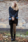 Ysl-boots-tripp-jeans-american-apparel-bag-moxham-bracelet