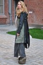 Olive-green-alexander-wang-coat-peach-topshop-blouse-gray-topshop-skirt-ar