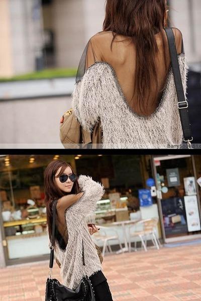 Skinny Bitch Apparel sweater