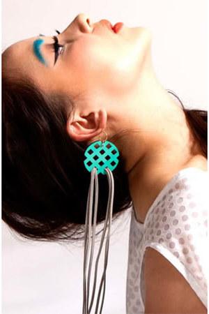Miss Wax earrings