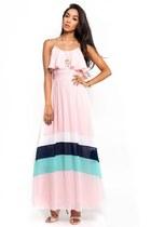 light pink Slimskii dress