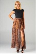 BLVD skirt