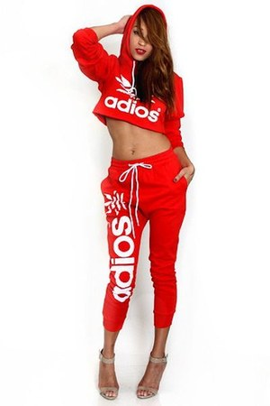 red Slimskii jumper