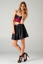 ArynK skirt - Lush top - Slimskii bracelet