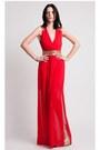 Red-clover-dress