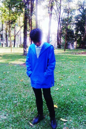 blue vintage from chiangmai top