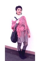 light purple khaan dress