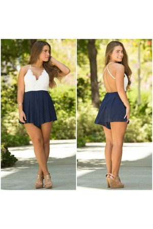 navy SBH shorts