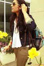 Jean-jacket-gap-jacket-aviators-ralph-lauren-sunglasses-marshalls-blouse