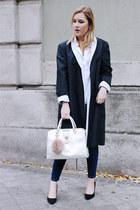 Zara shoes - liujo bag