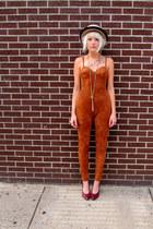 spandex some velvet vintage bodysuit