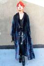 Blue-paisley-some-velvet-vintage-cardigan