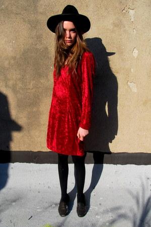 velvet some velvet vintage dress