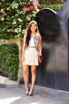 Charlotte Russe dress - Blind Clothing vest